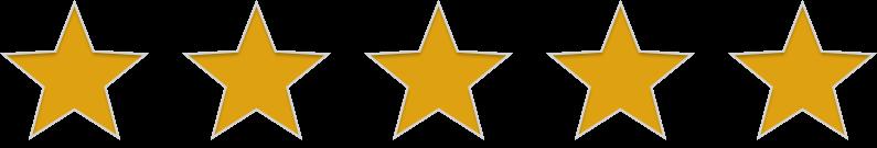 5 étoile(s)