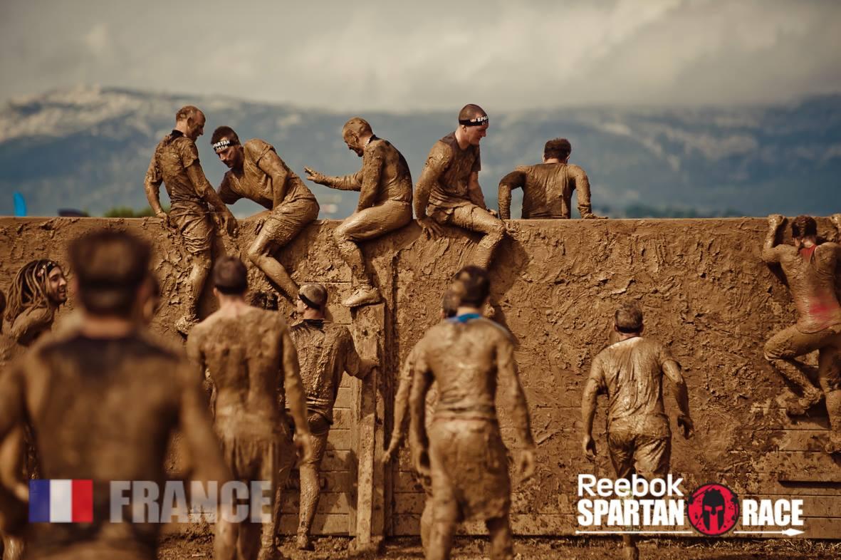 (c) SpartanRace France