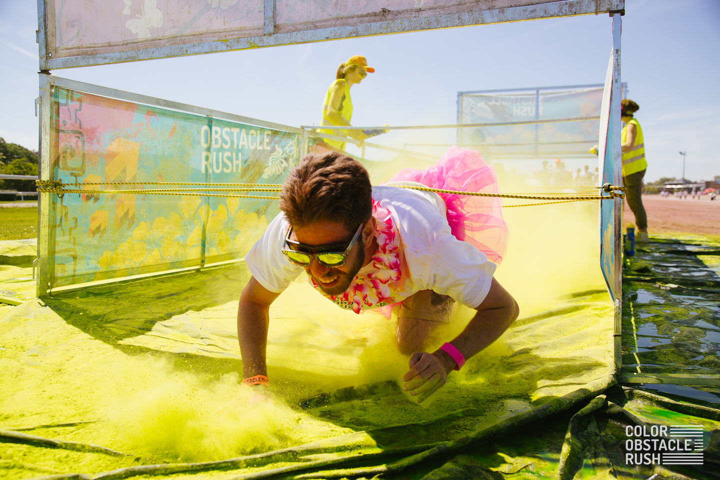 Best Obstacle Course Races & Challenging Runs Northern California